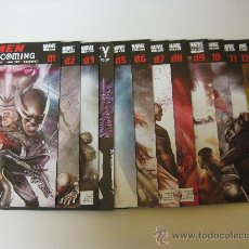 Cómics: X MEN SECOND COMING CICLO COMPLETO. Lote 27270881