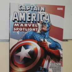 Cómics: MARVEL SPOTLIGHT CAPTAIN AMERICA - EN INGLES (PWS). Lote 24052539