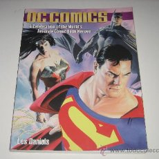 Cómics: DC COMICS - A CELEBRATION OF THE WORLD´S FAVORITE COMICBOOK HEROES. Lote 26859961