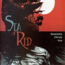 Cómics: COMPLETA - SEA OF RED # 1 AL 13 (IMAGE,2005) - VAMPIROS. Lote 27328255