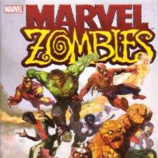 Cómics: MARVEL ZOMBIES HC (MARVEL,2006) - TAPA DURA CON SOBRECUBIERTA. Lote 26367576