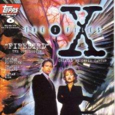 Cómics: THE X-FILES VOL.1 # 6 (TOPPS COMICS,1995) - EXPEDIENTE-X. Lote 25048229