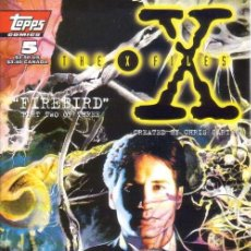 Cómics: THE X-FILES VOL.1 # 5 (TOPPS COMICS,1995) - EXPEDIENTE-X. Lote 25048268