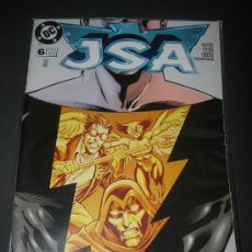 Cómics: COMIC JSA # 6 - DAVID GOYER/GEOFF JOHNS/MARCOS MARTÍN - DC COMICS USA. Lote 27211307