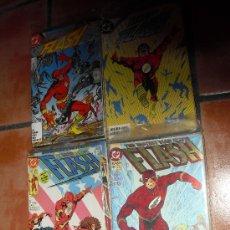 Cómics: THE FLASH - LOTE MUY COMPLETO DESDE 1987 HASTA 2011 - DC COMICS - 276 COMICS. Lote 27202920