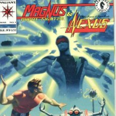 Cómics: VALIANT : MAGNUS & NEXUS Nº 1. Lote 28171702