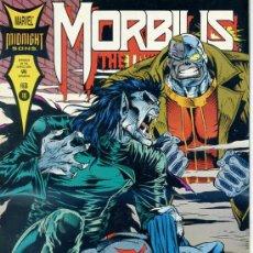 Cómics: MARVEL MIDNIGHT SONS : MORBIUS THE LIVING VAMPIRE Nº 18. Lote 28171719