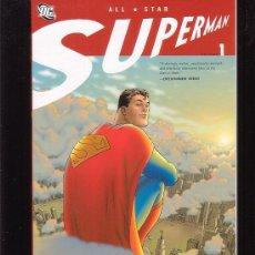 Cómics: ALL STAR SUPERMAN 1 /POR: MORRISON , QUITELY ( EDICION EN INGLES ). Lote 29619471
