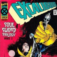 Cómics: EXCALIBUR VOL.1 # 83 (MARVEL,1994) - WARREN ELLIS. Lote 28285976