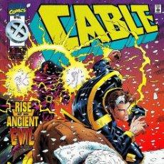 Cómics: CABLE VOL.1 # 30 (MARVEL,1996) - X-MEN. Lote 28286013