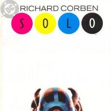 Cómics: SOLO - RICHARD CORBEN - DC COMICS. Lote 28968115