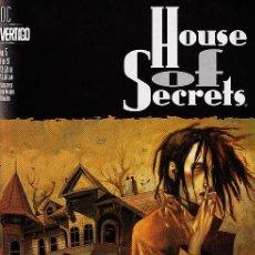 Cómics: HOUSE OF SECRETS # 5 (DC-VERTIGO,1997). Lote 28982657