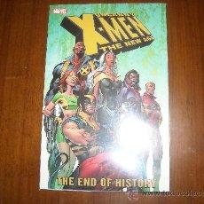 Comics - UNCANNY X-MEN - THE NEW AGE VOL 1: THE END OF HISTORY - 29006791