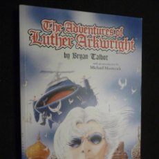 Cómics: THE ADVENTURES OF LUTHER ARKMRIGHT. BRYAN TALBOT. GRAPHIC NOVEL. DARK HORSE. Lote 29327796