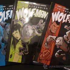 Cómics: THE ASTOUDING WOLF-MAN. VOL. 1 AL 3. ROBERT KIRKMAN Y JASON HOWARD. Lote 29327846