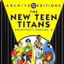 Cómics: NEW TEEN TITANS ARCHIVES VOLUME 2 (DC,2004) - HARDCOVER - GEORGE PEREZ - TITANES. Lote 29574149