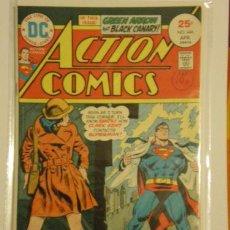 Comics : ACTION COMICS #446 COMIC USA ORIGINAL DC VG 4.0, 1975. Lote 29785740