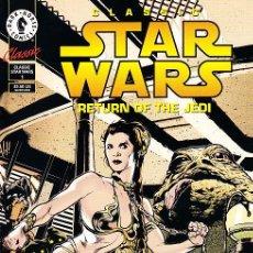 Cómics: COMPLETA - CLASSIC STAR WARS: RETURN OF THE JEDI # 1 Y 2 (DARK HORSE,1994) - AL WILLIAMSON. Lote 29839935