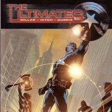 Cómics: COMPLETA - THE ULTIMATES (MARVEL,2003) - TPB VOL.1 Y VOL.2 - EDICION USA. Lote 29888550