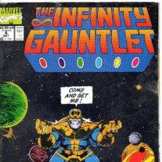 Cómics: THE INFINITY GAUNTLET Nº 4 ( MARVEL - USA ) EN INGLÉS. Lote 29894768