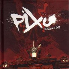Cómics: PIXU: THE MARK OF EVIL (DARK HORSE,2009) - HARDCOVER - FABIO MOON - GABRIEL BA - BECKY CLOONAN. Lote 29939929