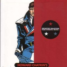 Cómics: AMERICAN FLAGG DEFINITIVE COLLECTION VOLUME 1 (IMAGE,2008) - HOWARD CHAYKIN. Lote 29940111