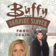 Cómics: BUFFY THE VAMPIRE SLAYER: FOOD CHAIN TPB (DARK HORSE,2001). Lote 29940484