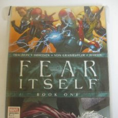 Cómics: FEAR IT SELF 1 AL 7 CICLO COMPLETO. Lote 29958459