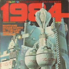 Cómics: 1984/1994 MAGAZINE # 4 (WARREN,1978) - ESTEBAN MAROTO - ALEX NIÑO - RICHARD CORBEN. Lote 30019491