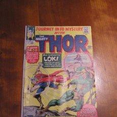 Cómics: MARVEL COMICS JOURNEY INTO MYSTERY THE MIGHTY THOR NÚM. 108 (JACK KIRBY 1964) GRADO G. Lote 74678657