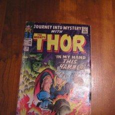 Cómics: MARVEL COMICS JOURNEY INTO MYSTERY THE MIGHTY THOR NÚM. 120 (JACK KIRBY 1965) GRADO VG. Lote 30135813