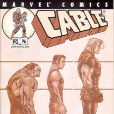 Cómics: CABLE VOL.1 # 96 (MARVEL,2001) - X-MEN. Lote 30216138