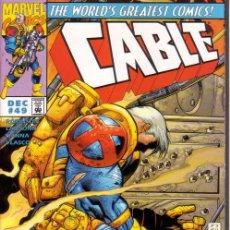 Comics - CABLE vol.1 # 49 (MARVEL,1997) - X-MEN - 30216488