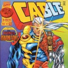 Cómics: CABLE VOL.1 # 43 (MARVEL,1997) - X-MEN. Lote 30228985