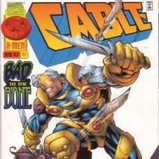 Cómics: CABLE VOL.1 # 42 (MARVEL,1997) - X-MEN. Lote 30229036