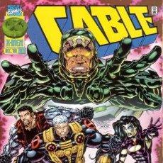 Cómics: CABLE VOL.1 # 38 (MARVEL,1996) - X-MEN. Lote 30229203