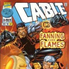 Cómics: CABLE VOL.1 # 37 (MARVEL,1996) - X-MEN. Lote 30229238