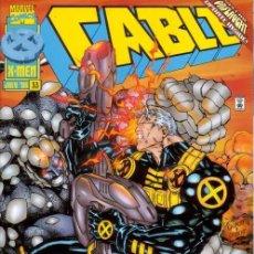 Cómics: CABLE VOL.1 # 33 (MARVEL,1996) - X-MEN. Lote 30229270
