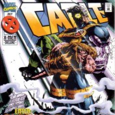 Comics - CABLE vol.1 # 21 (MARVEL,1995) - X-MEN - 30229387