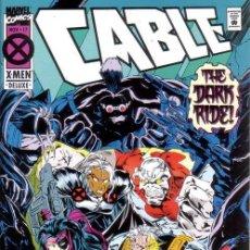 Cómics: CABLE VOL.1 # 17 (MARVEL,1994) - X-MEN. Lote 30229433
