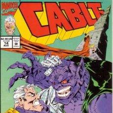 Cómics: CABLE VOL.1 # 14 (MARVEL,1994) - X-MEN. Lote 30229624