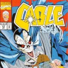 Cómics: CABLE VOL.1 # 13 (MARVEL,1994) - X-MEN. Lote 30229655