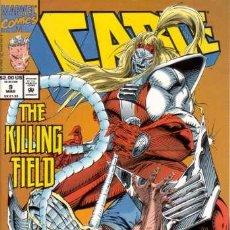 Cómics: CABLE VOL.1 # 9 (MARVEL,1994) - X-MEN. Lote 30229788