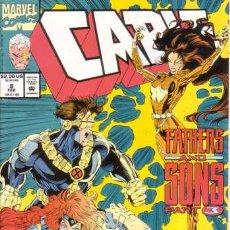 Cómics: CABLE VOL.1 # 8 (MARVEL,1994) - X-MEN. Lote 30229841