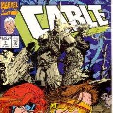 Cómics: CABLE VOL.1 # 7 (MARVEL,1994) - X-MEN. Lote 30229903