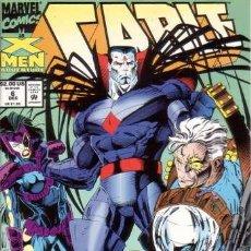 Cómics: CABLE VOL.1 # 6 (MARVEL,1993) - X-MEN. Lote 30229936