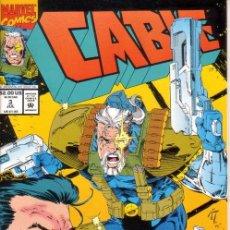 Cómics: CABLE VOL.1 # 3 (MARVEL,1993) - X-MEN. Lote 30230088