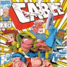 Cómics: CABLE VOL.1 # 2 (MARVEL,1993) - X-MEN. Lote 30230141