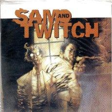 Cómics: SAM AND TWITCH Nº 1 ( EN INGLÉS ) - IMAGE - POR ANGEL MEDINA - ( CREADOS POR TODD MCFARLANE ). Lote 30267583
