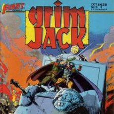 Cómics: GRIMJACK VOL.1 # 15 (FIRST,1985) - TIMOTHY TRUMAN. Lote 54651094
